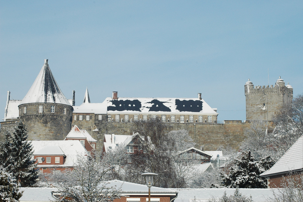 Enkelt leilighet Bad Bentheim