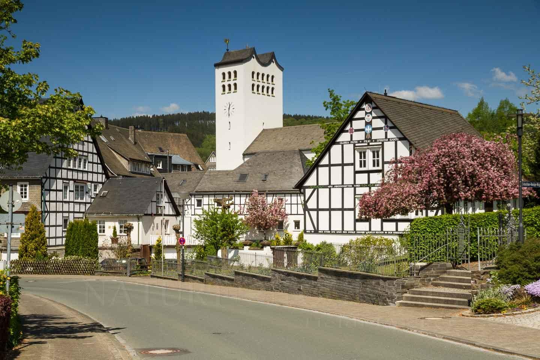 hotel hochland in bad fredeburg nabij winterberg nuweg